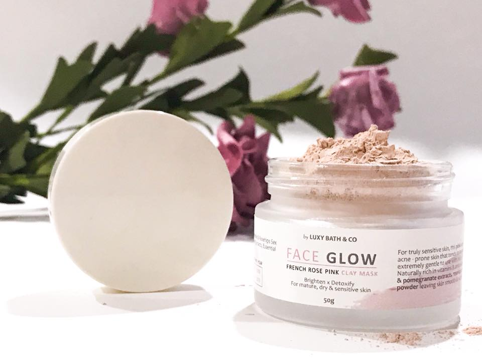 Luxy is launching French Clay Mask